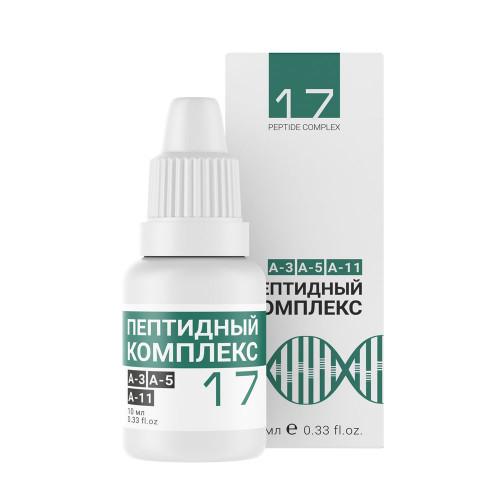 Peptide complex 17